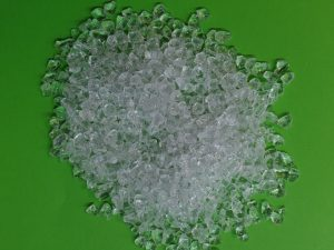 Decorative glass – clear 4-8mm - 5