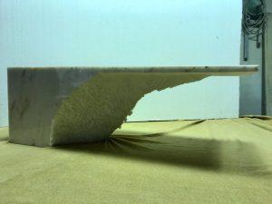 Stôl zbloku kameňa - 4