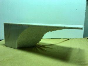 Stôl zbloku kameňa - 3