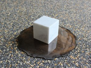 Marble paperweight - 2