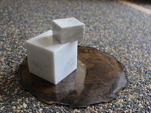 Marble paperweight - 1