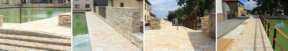 Stone Idea - Kamenné dlažby a obklady, sortiment z kamene.